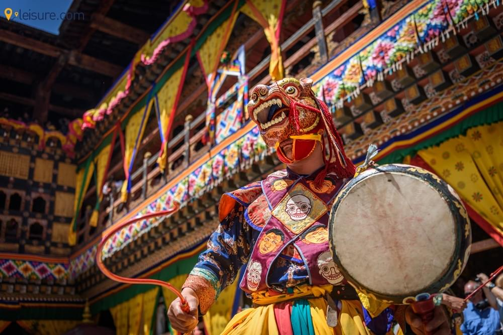 Top Seven Places to Experience The Life of Bhutan