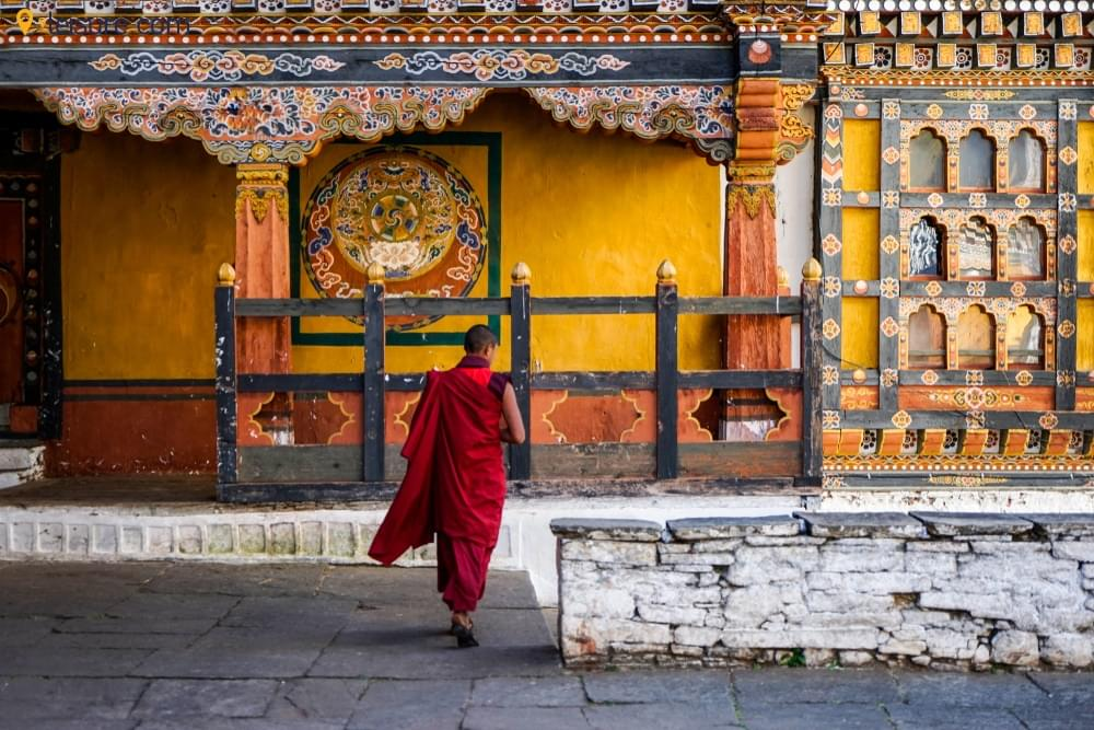 Attend to the Calls of the Himalayan Beauty in Bhutan with Cheap 7-Day Trip to Bhutan