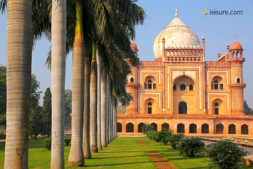 5-Day India Trip