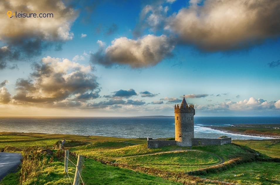 Wonderful Trip In Ireland