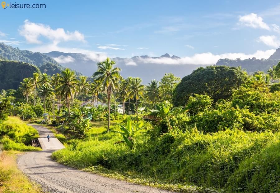Fiji tour vdc
