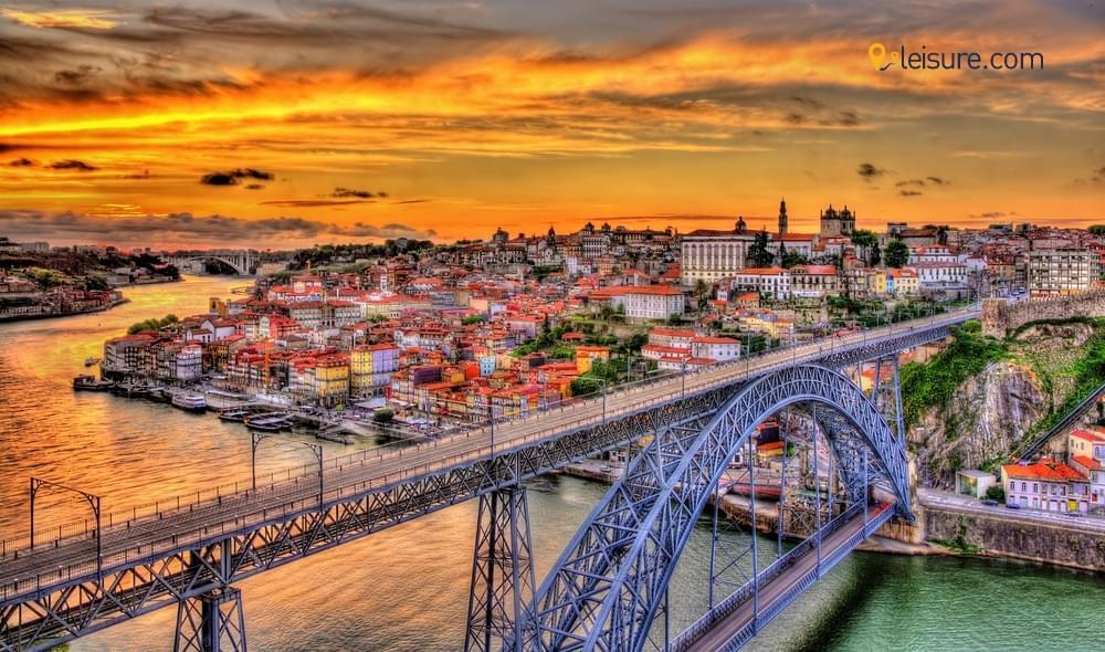 Porto and Lisbon ddd