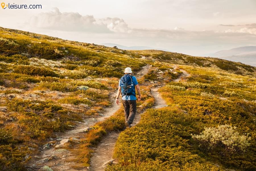 Hiking Trekking And Fishing - Enjoy All In Norway Adventure Tours