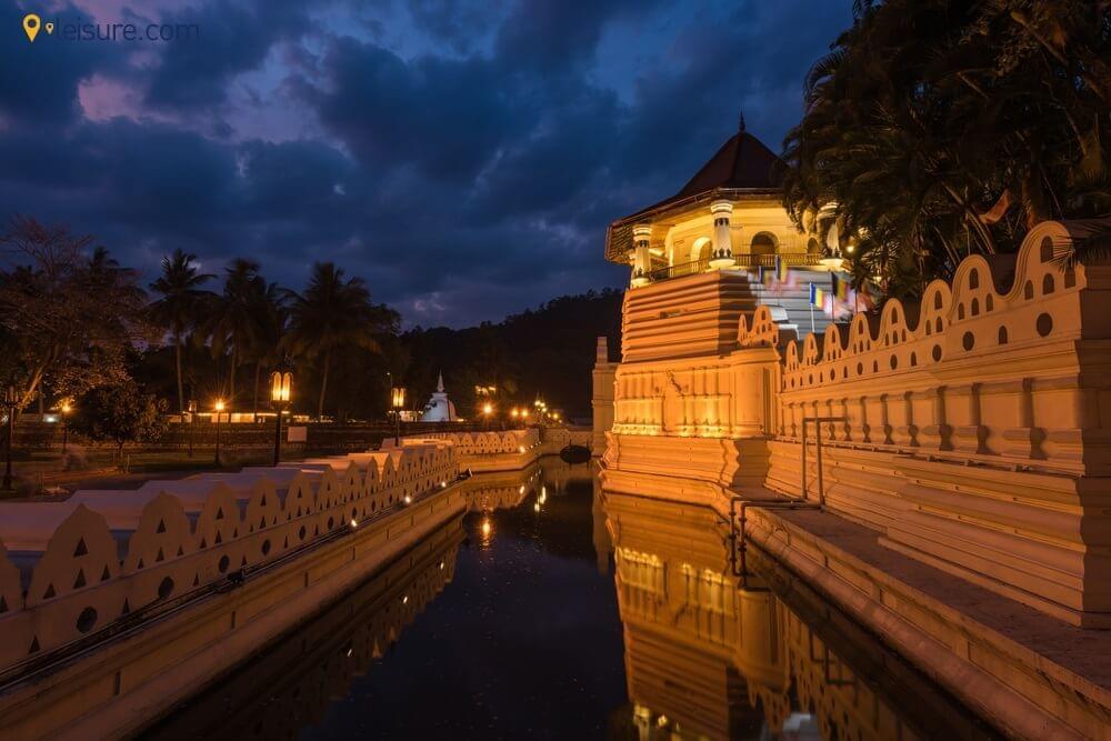 Sri Lanka Tour Itineraryvv