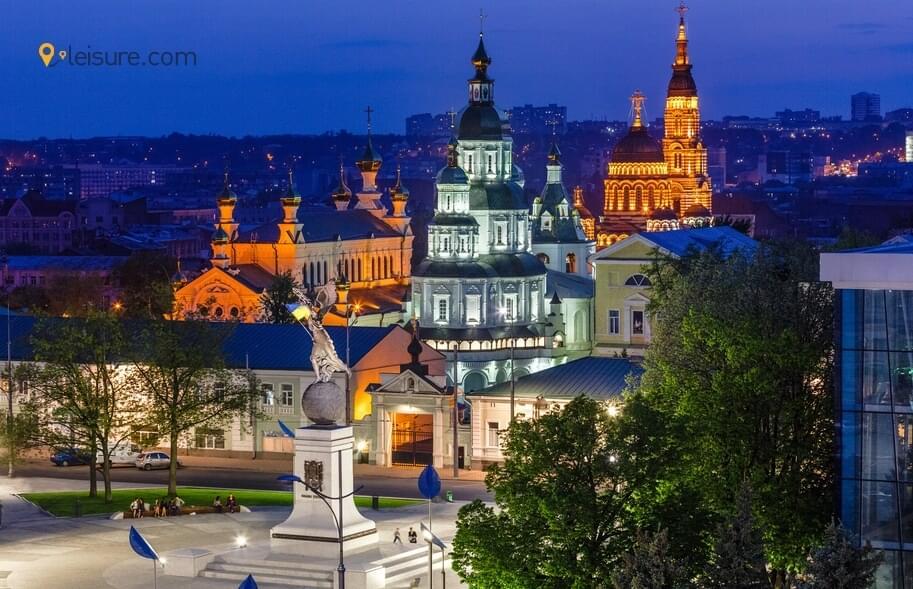 Quaint Ukraine Tour Itinerary d
