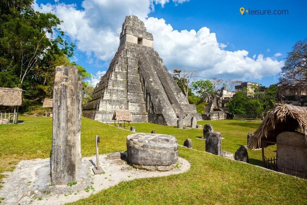 Classic Belize & Tikal In Latin America Journey