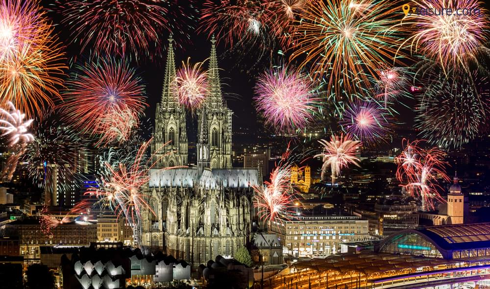 Enjoy The New Year's Eve Celebrations In Germany