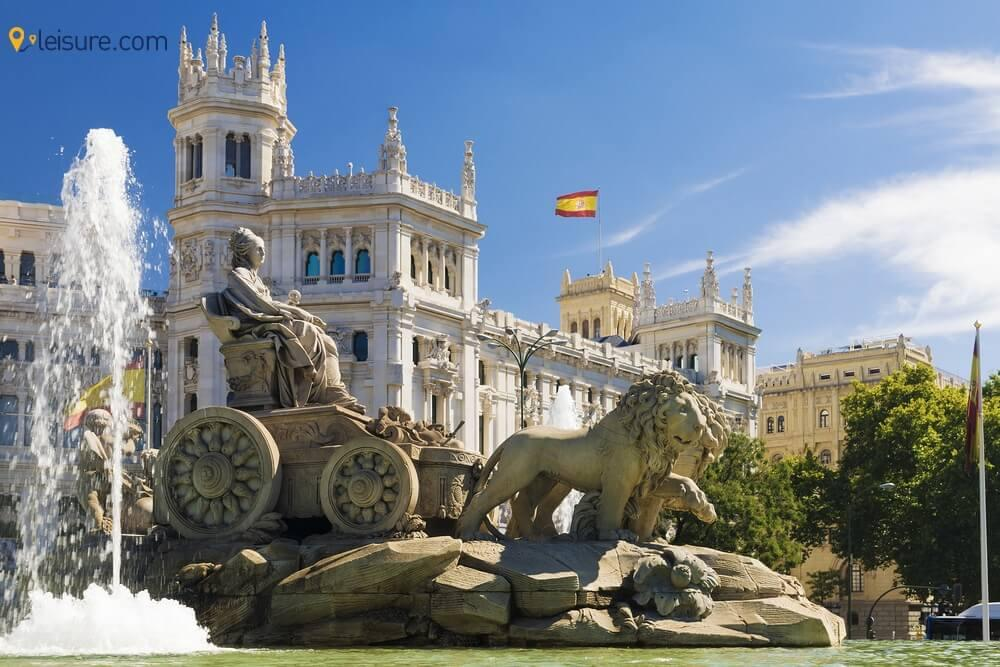 Spain Vacation Spots df
