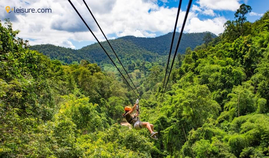 Cave Tubing and Zipline Adventure In Belize Tour