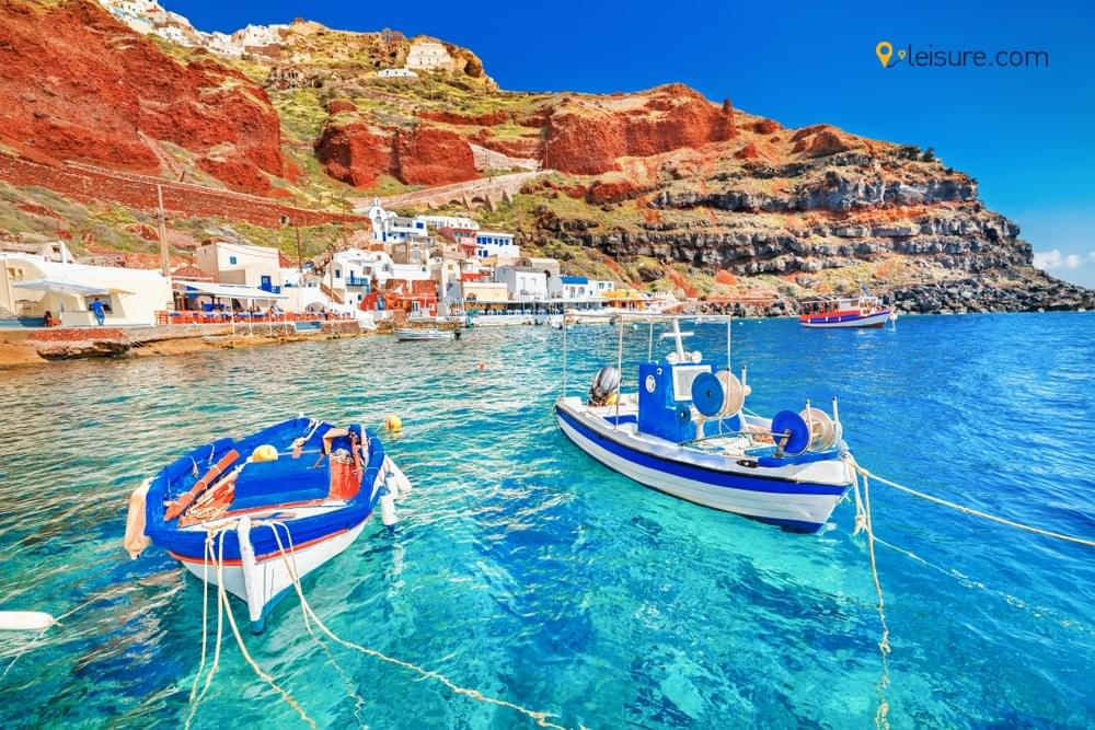 A Perfect Itinerary To Plan One Week Vacation In Greece