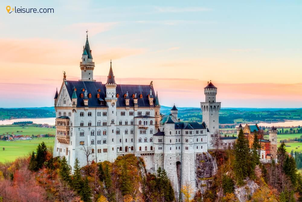 Travel Through A Historical Tour Of Medieval Germany