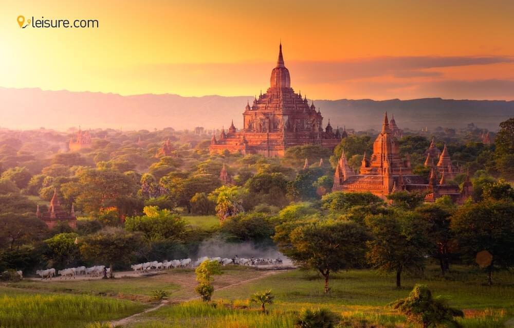 Couples In Myanmar Tours