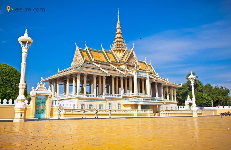 Cambodia Tour d