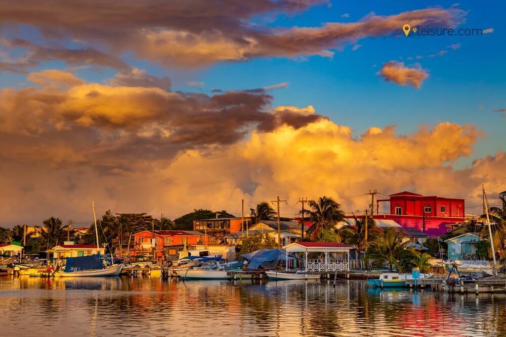 Romantic Belize Getaway d