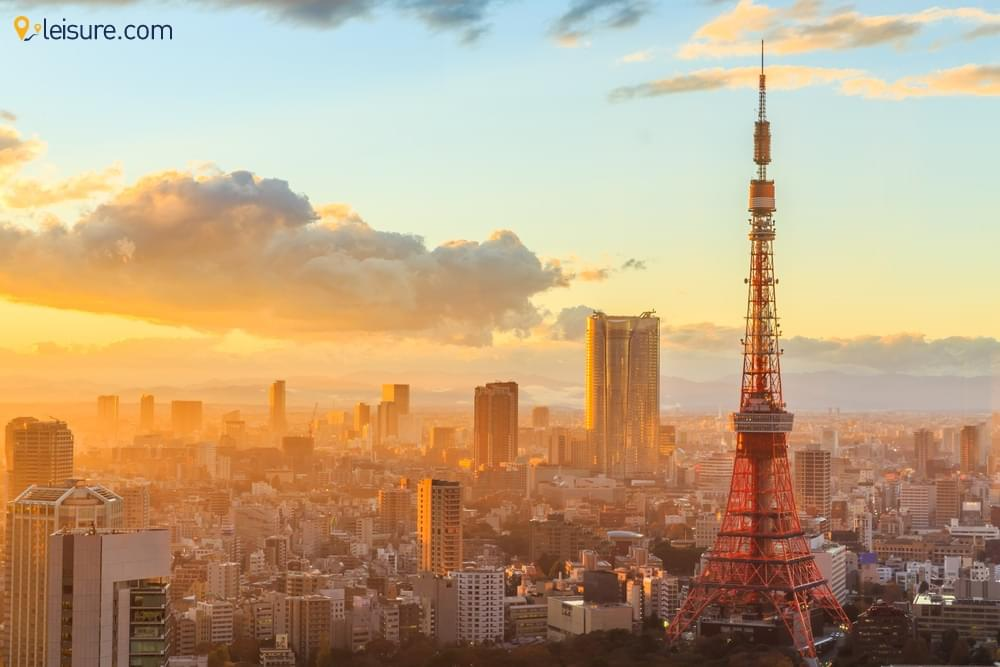 10 Days Japan Tour