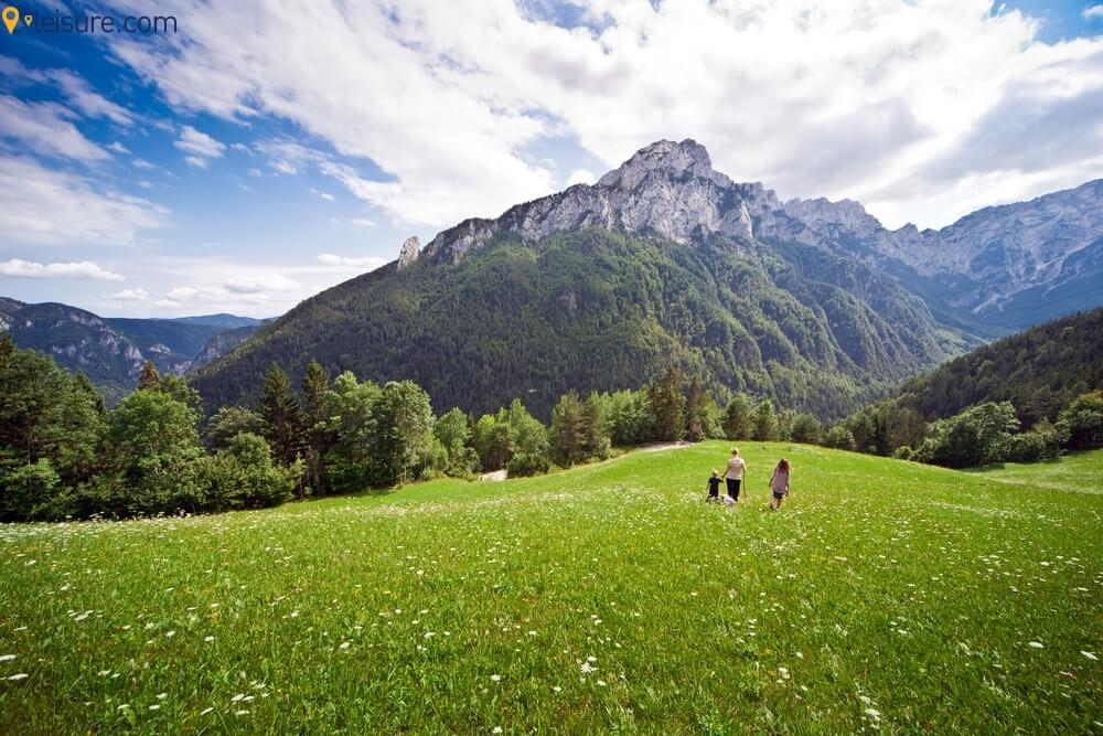 All-Inclusive Vacation Package Europe: 9-Days Tour of Slovenian Alps