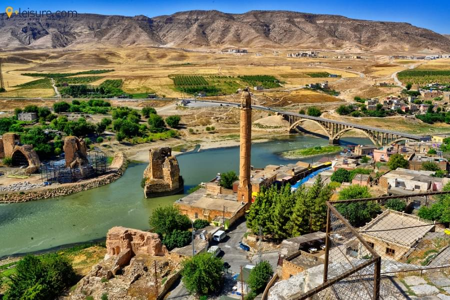 The Beauty Of Biblical Cities in Turkey