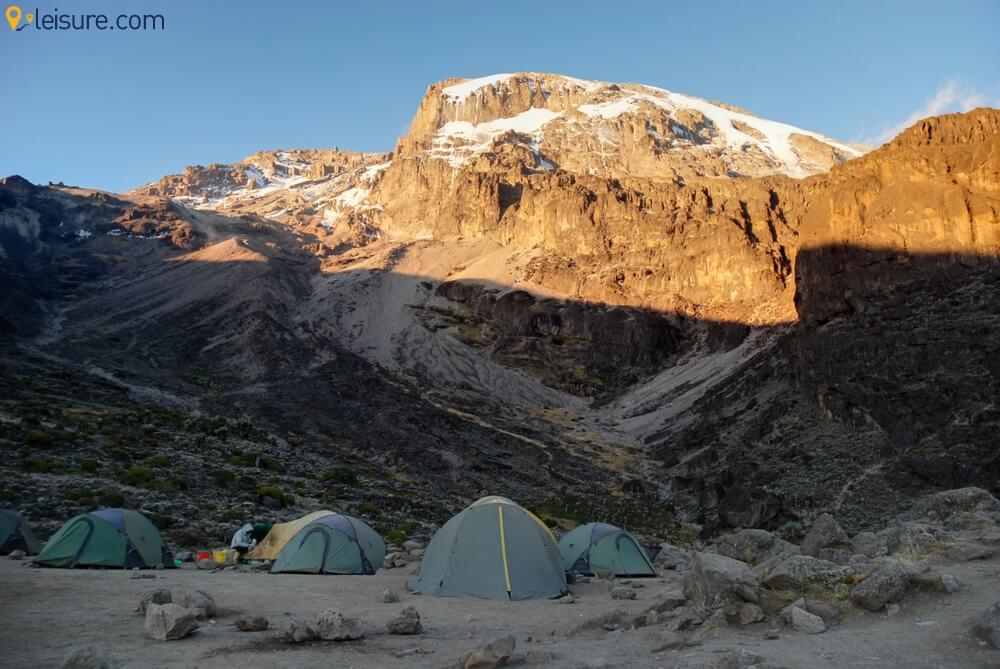A Great Adventure in the Kilimanjaro Machame Trek