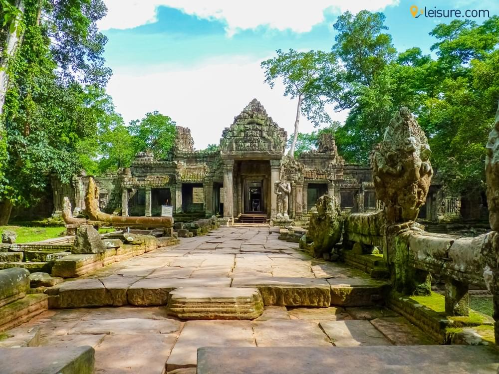 Our Cambodia Tour Itineraryvv