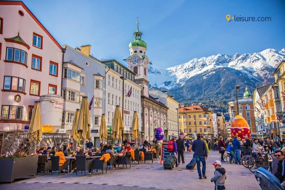 Graz & Innsbruck sd