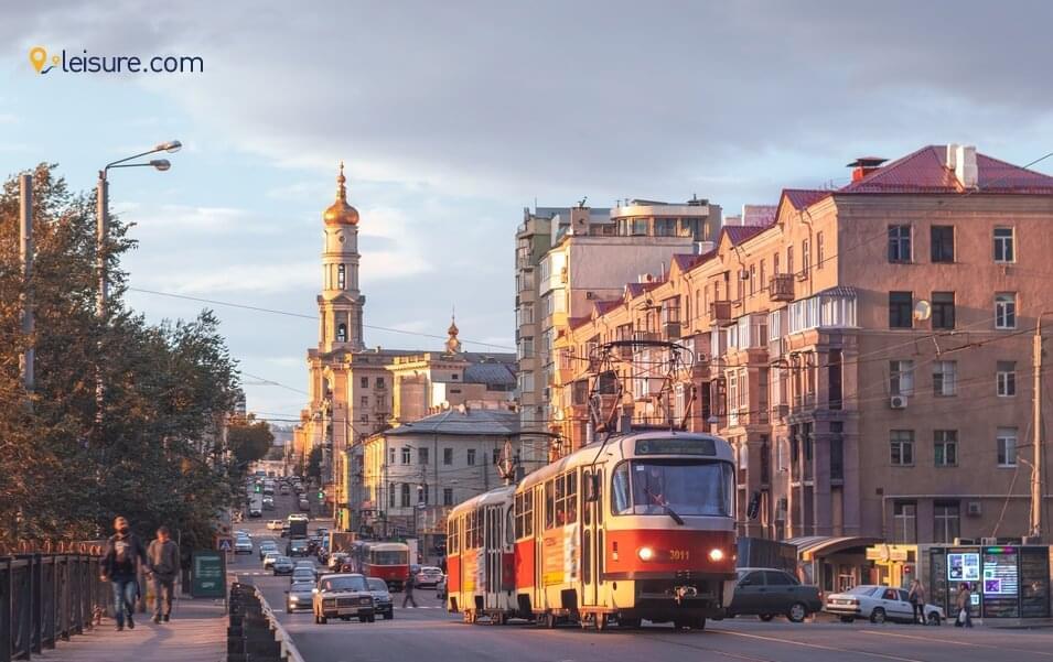 Quaint Ukraine Tour Itineraryvvv