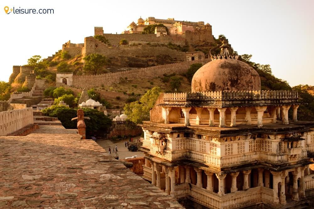 Explore Royal India - Forts & Palaces Of Rajasthan