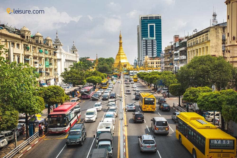 Vacation in Myanmar df