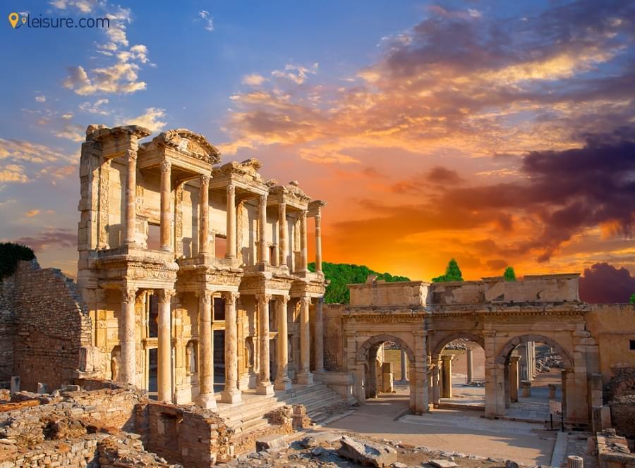 Ephesus vacation