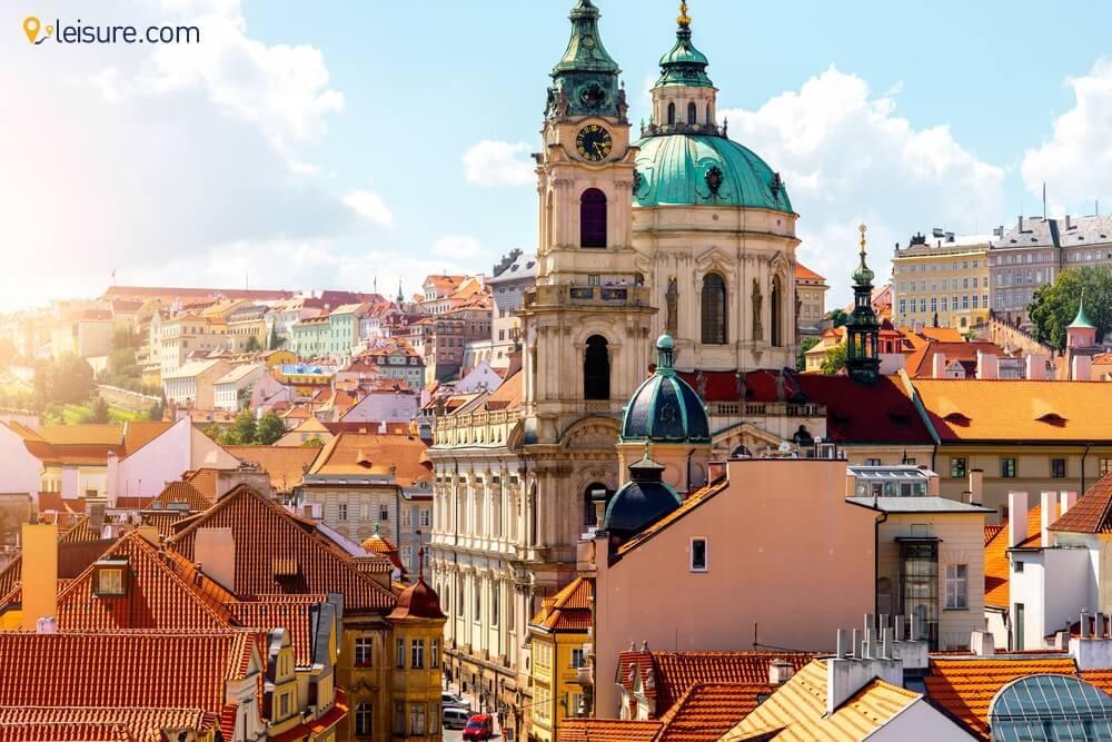 Czech Republic Itinerary s