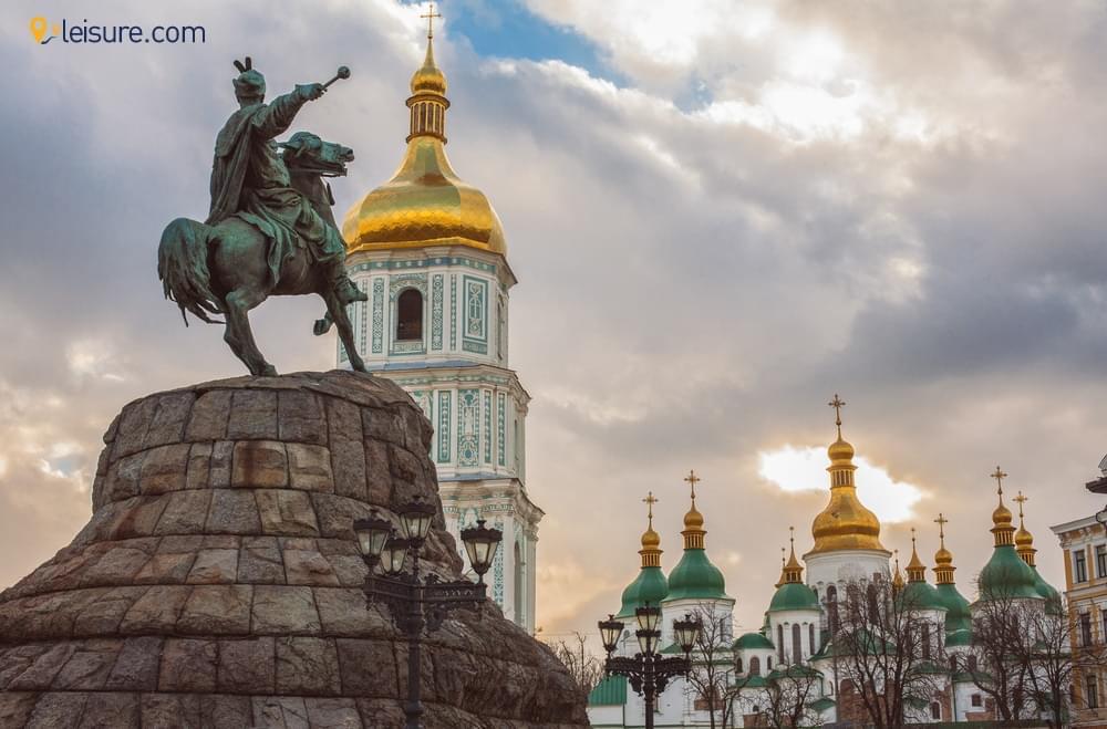 Exploration of Ukraine fff