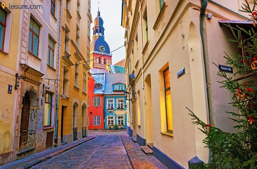 Latvia tour