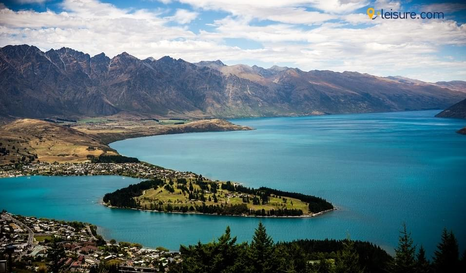 Visit in New Zealand d