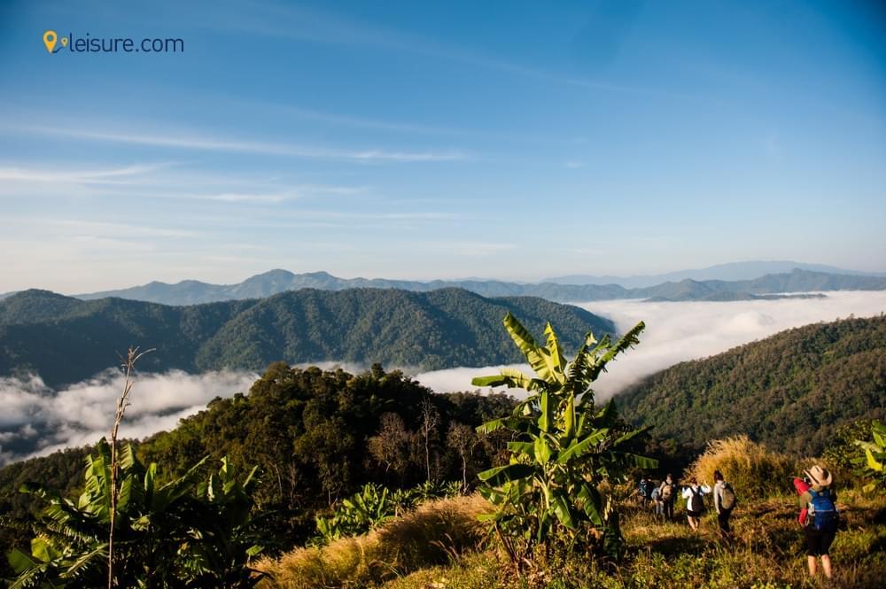 Panorama of Myanmar d