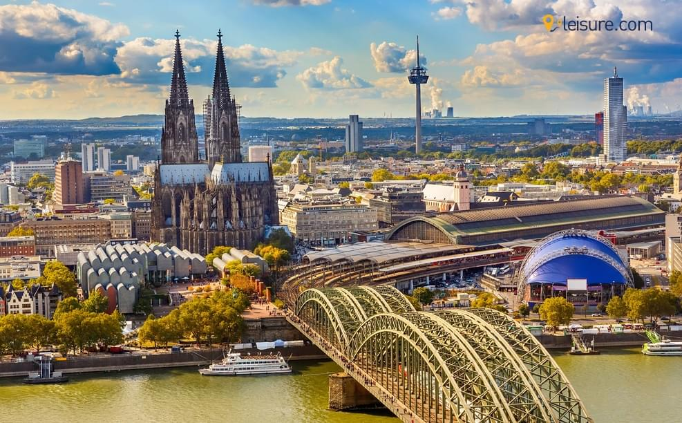 A Wonderful Experience Of Germany and Austria Tour