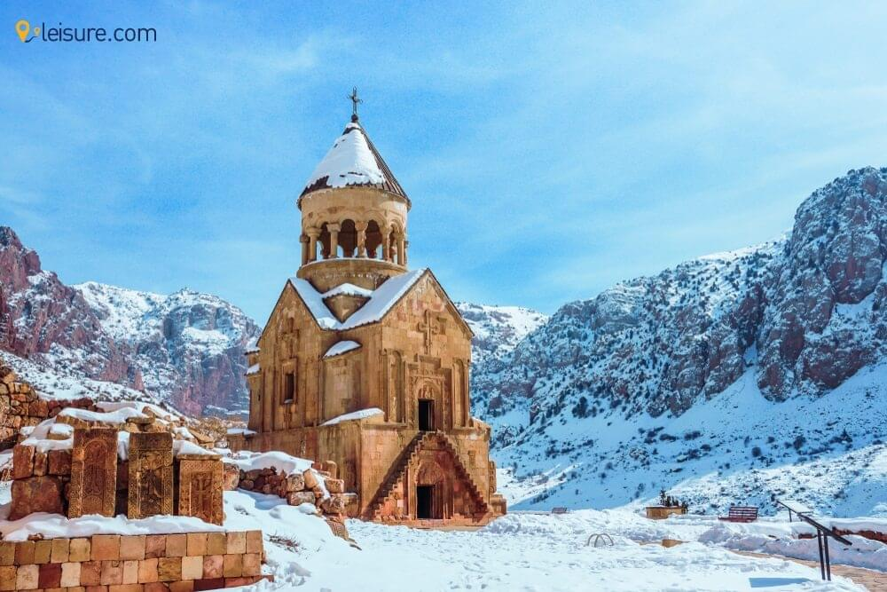 Exotic Armenia Tours: Discover the Magic of Traveling