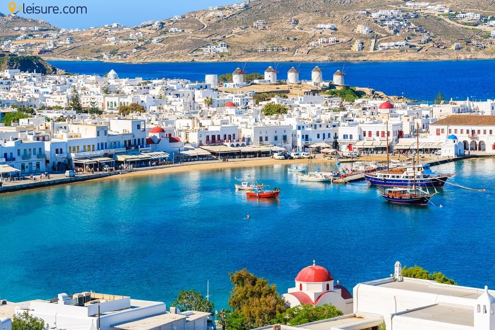 Get the best of Greece in this 7-Days Greece Tour Package