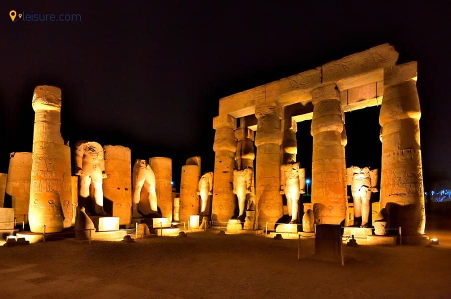 The Highlights Of Egypt In A Week-long Tour