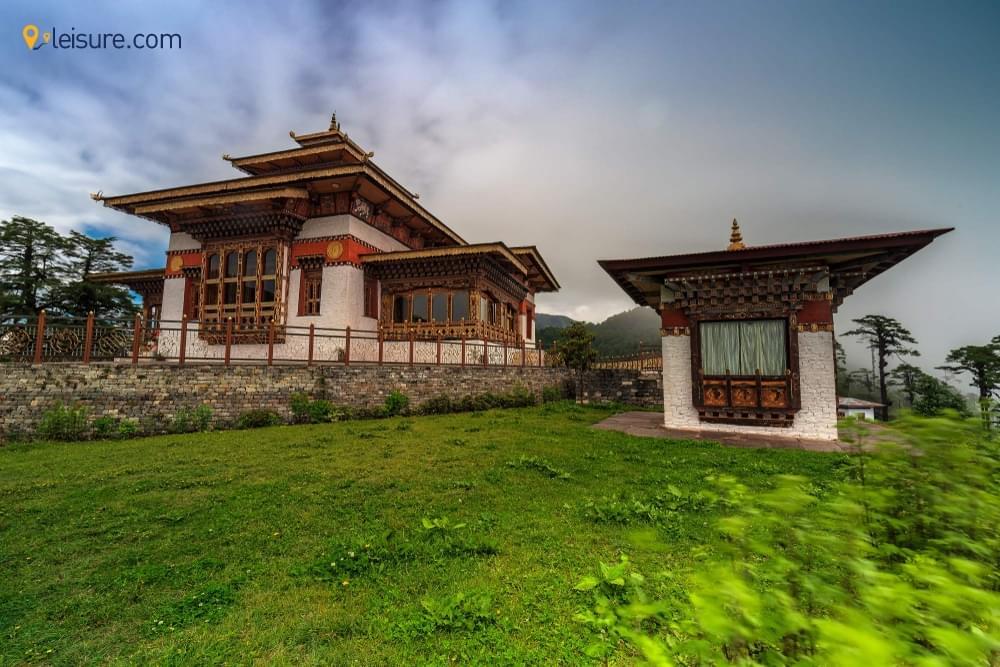 Spiritual Land of Bhutand