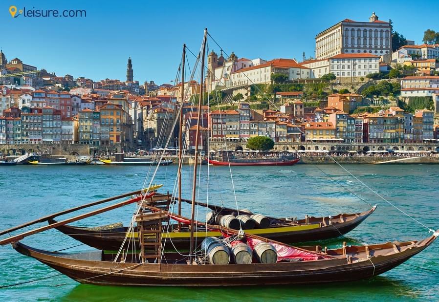 Porto and Lisbon d