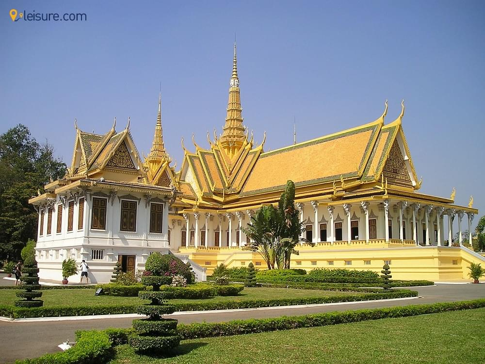 Immerse in the God's Land with Awesome Cambodia Tours
