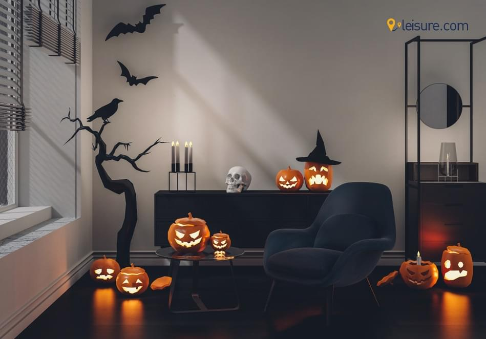 Different Ways To Enjoy Halloween At Home