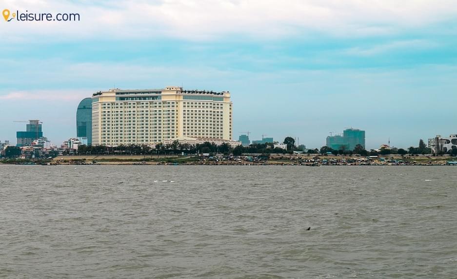 cambodia o