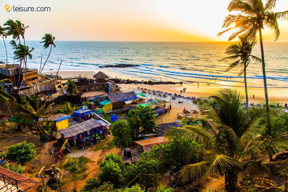Go Romantic in Goa with this Personalized 5 Days Honeymoon Itinerary