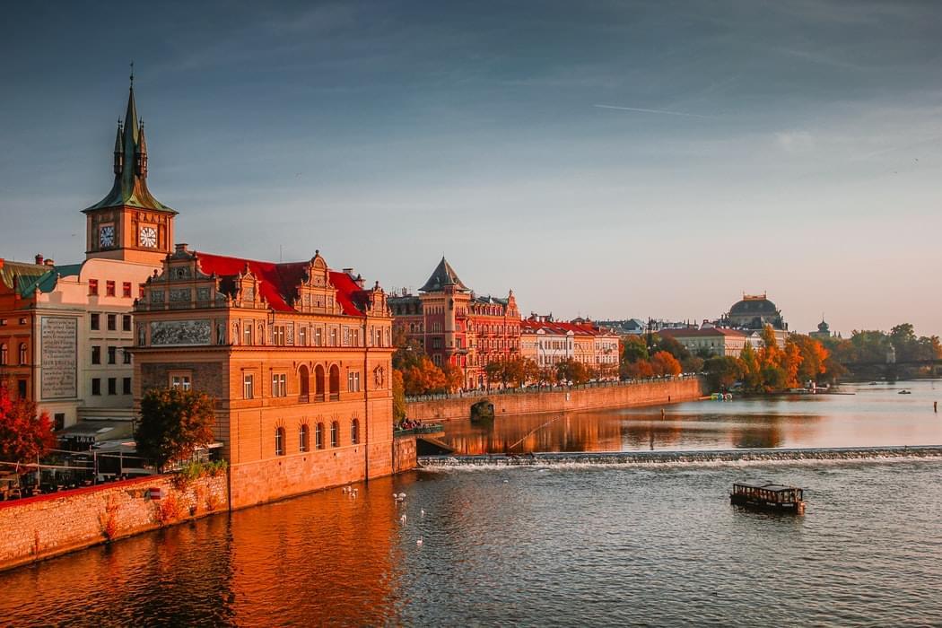 Czech Republic Vacation ad