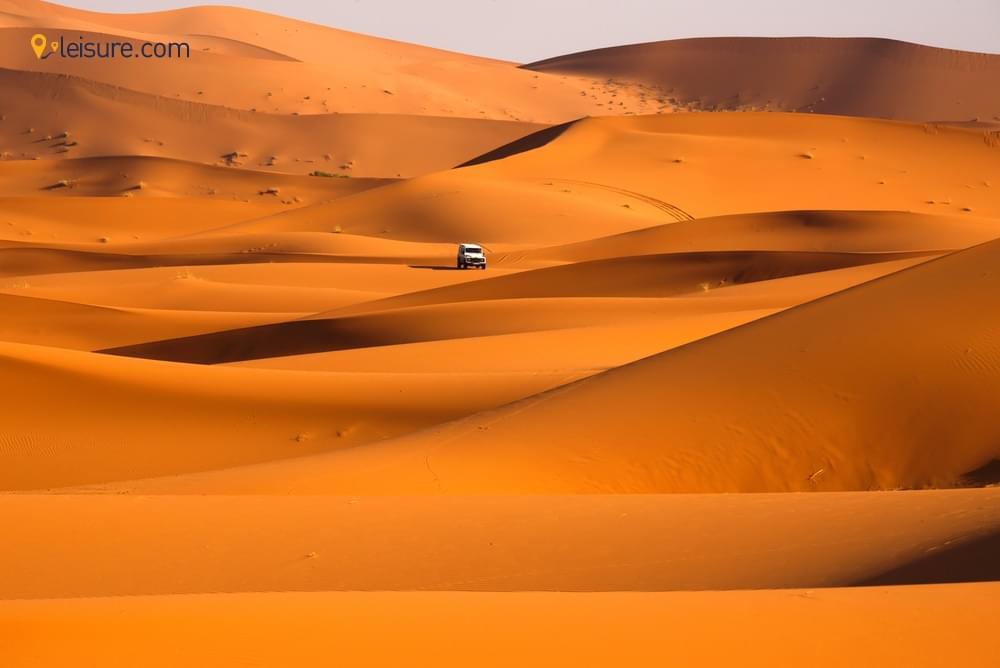 Namibia Safari Holiday Package