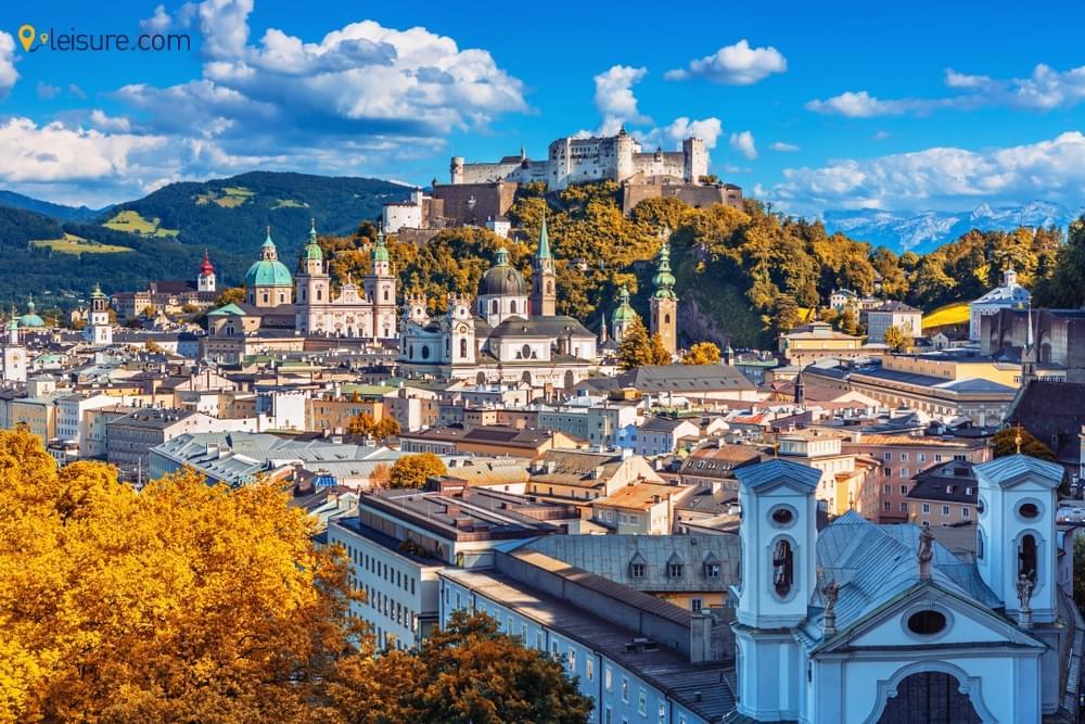 The Best Austria Travel