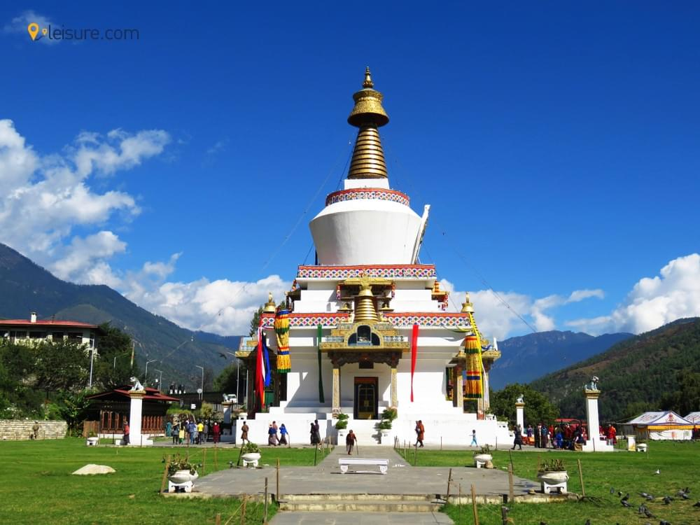 Enjoy The Scenic View Of Bhutan In A 8 Days Tour