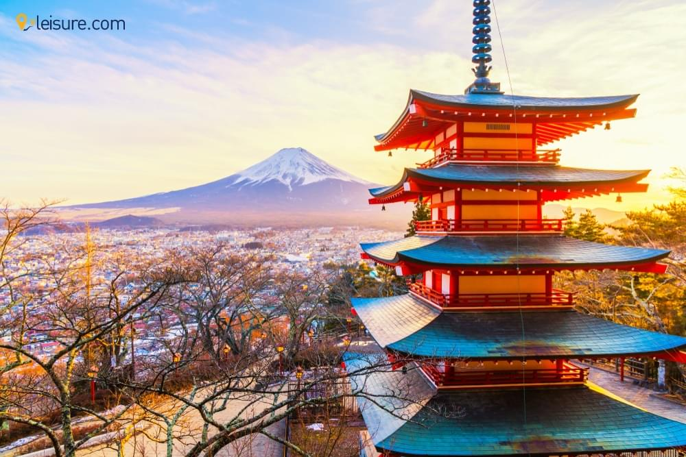 Customized Japan Itinerary d