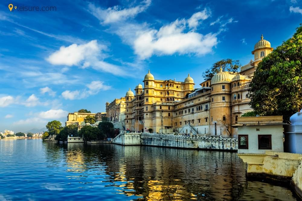 Palaces Of Rajasthan rer