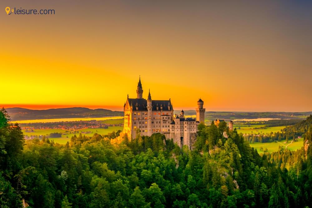 A Fairytale Journey Of Germany in 5 Days